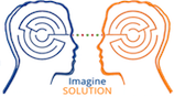 Imagine Solution Monika Tutterová Logo